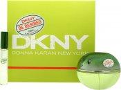 DKNY Be Desired Geschenkset 100ml EDP + 10ml EDP Rollerball