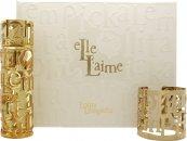 Lolita Lempicka Elle L'aime Geschenkset 80ml EDP + Goldenes Armband