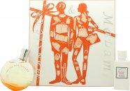 Hermes Eau Des Merveilles Geschenkset 50ml EDT + 40ml Body Lotion