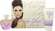 Katie Price Precious Love Geschenkset 50ml EDP + 150ml Schimmernde Body Lotion