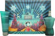 Jean Paul Gaultier Le Male Geschenkset 75ml EDT + 75ml All Over Duschgel (Weihnachtsedition)