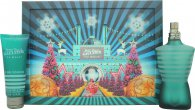 Jean Paul Gaultier Le Male Geschenkset 125ml EDT + 75ml All Over Duschgel (Weihnachtsedition)