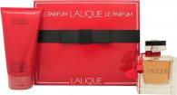 Lalique Le Parfum Geschenkset 100ml EDP + 150ml Duschgel
