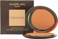 Guerlain Terracotta Moisturising & Long Lasting Bronzing Puder 10g - 01