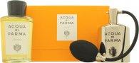 Acqua di Parma Colonia Geschenkset 180ml EDC + Metallflasche