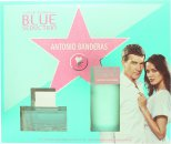 Antonio Banderas Blue Seduction for Women Geschenkset 50ml EDT + 100ml Body Lotion