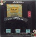 Butter London The Waterless Manicure System Geschenkset - 6 Teile