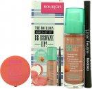 Bourjois BB Bronze Up! Geschenkset 30ml BB Bronzing Creme + 2.5g Cream Rouge - 02 Glow + 0.8ml Liner Feutree - Black