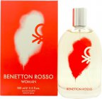 Benetton Rosso Woman