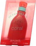 Giorgio Beverly Hills Ocean Dream Coral Eau de Toilette 100ml Spray