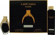 Lady Gaga Fame Geschenkset 50ml EDP + 200ml Duschgel