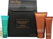 Decléor Box Of Secrets Grooming Party Men Skincare Geschenkset - 4-teilig