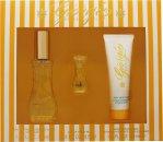 Giorgio Beverly Hills Giorgio Yellow Gift Set 50ml EDT + 3.5ml EDT + 50ml Körperlotion